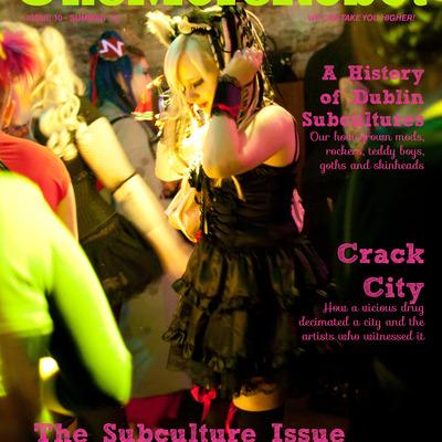 One more robot issue 10 - the subculture issue