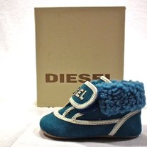 Diesel Whitty Suade Baby Shoe