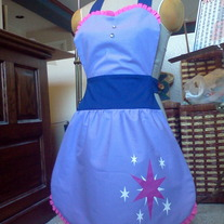 Twilight Sparkle Apron
