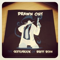Drawn Out The sketchbook of Brett Bean