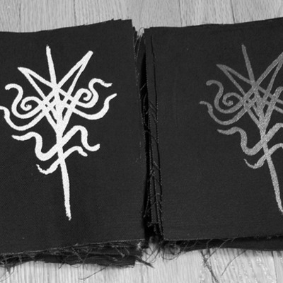Sutekh hexen sigil back patch