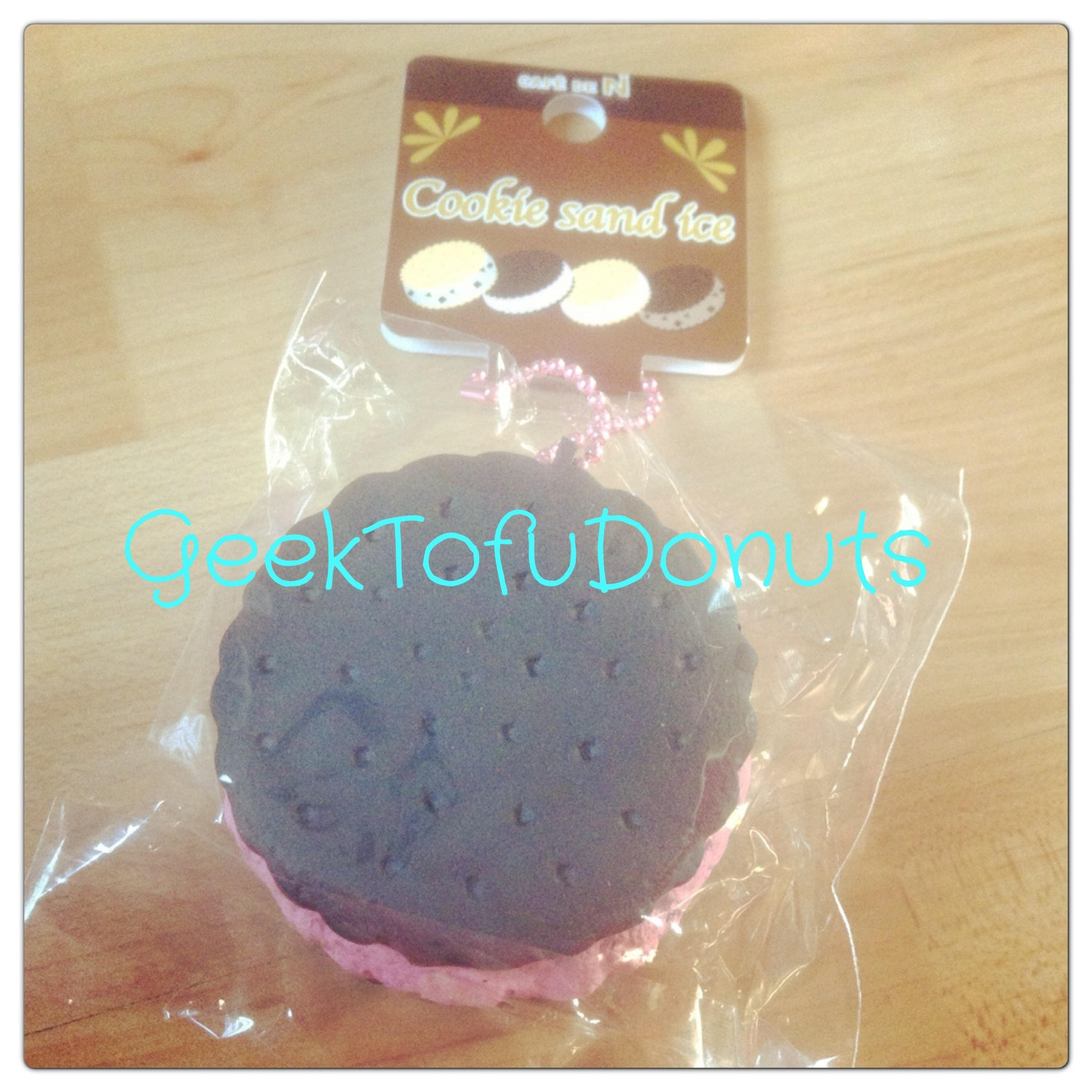 Cafe De N Squishy Tag : GeekTofuDonuts Reproduced Cafe De N Cookie Squishy Online Store Powered by Storenvy