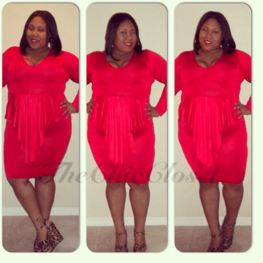 online shopping of plus size dresses