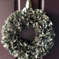 Airforce ABU Base Wreath-Customizable