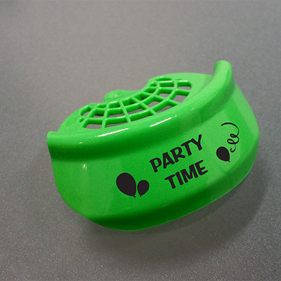 Printed: party time
