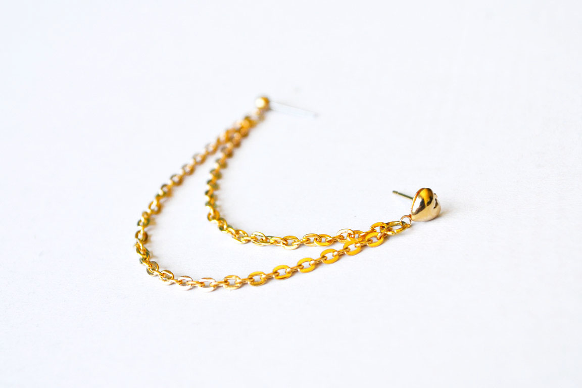 aliexpresscom l best necklace exquisite chains heart chain necklaces for pendants buy yellow gift platedexquisite plated gold pendant