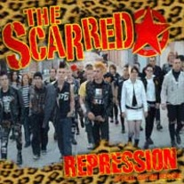 "THE SCARRED ""Repression"" CD"