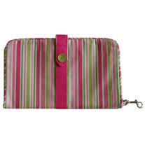 Custom Covered Diaper & Wipe Clutch