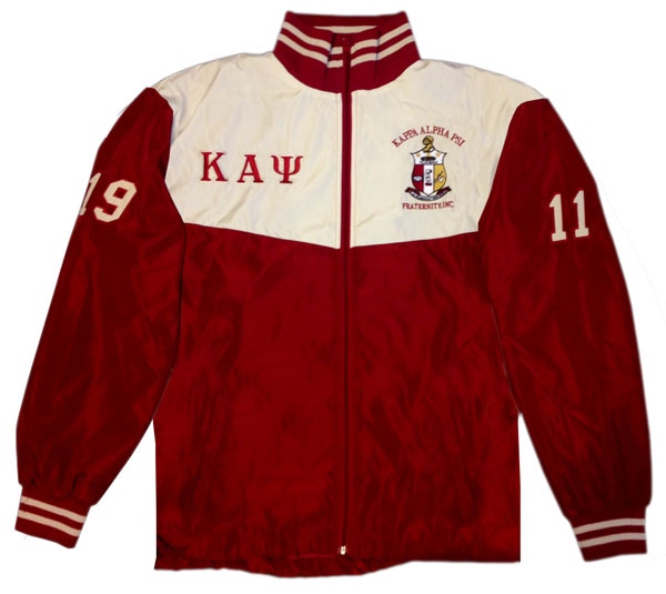 Kappa Alpha Psi Apparel Kappa Alpha Psi Track Jacket