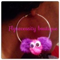 Abby Cadabby Magic Earrings