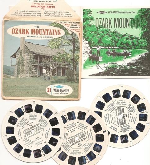 3D Ozark Mountains Arkansas and Missouri on Storenvy