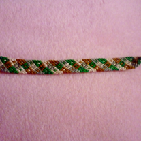 Small Diamonds Friendship Bracelet