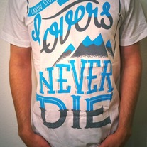 Lovers Never Die Tee