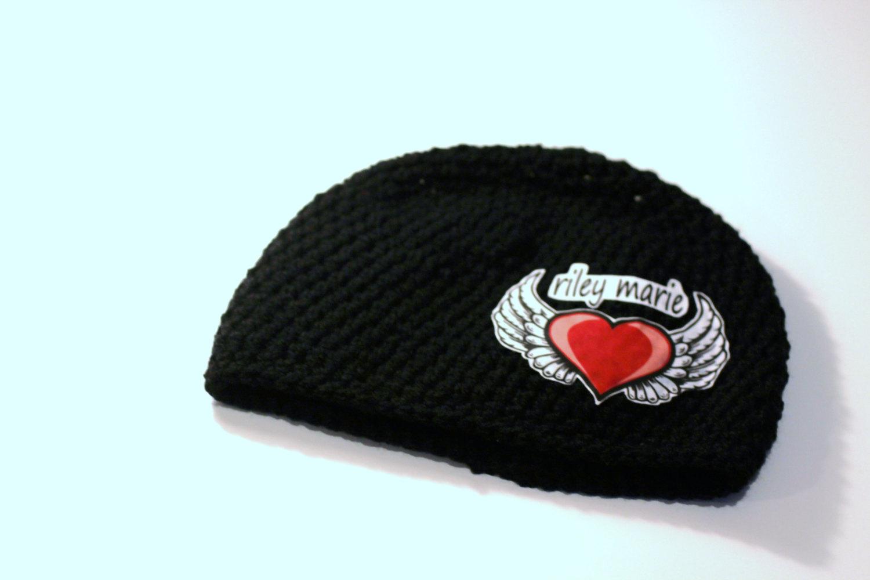 The easiest heart crochet pattern ever