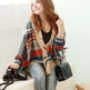 Women-cloak-v-neck-casual-loose-free-size-knitting-outfit-_-a132-34