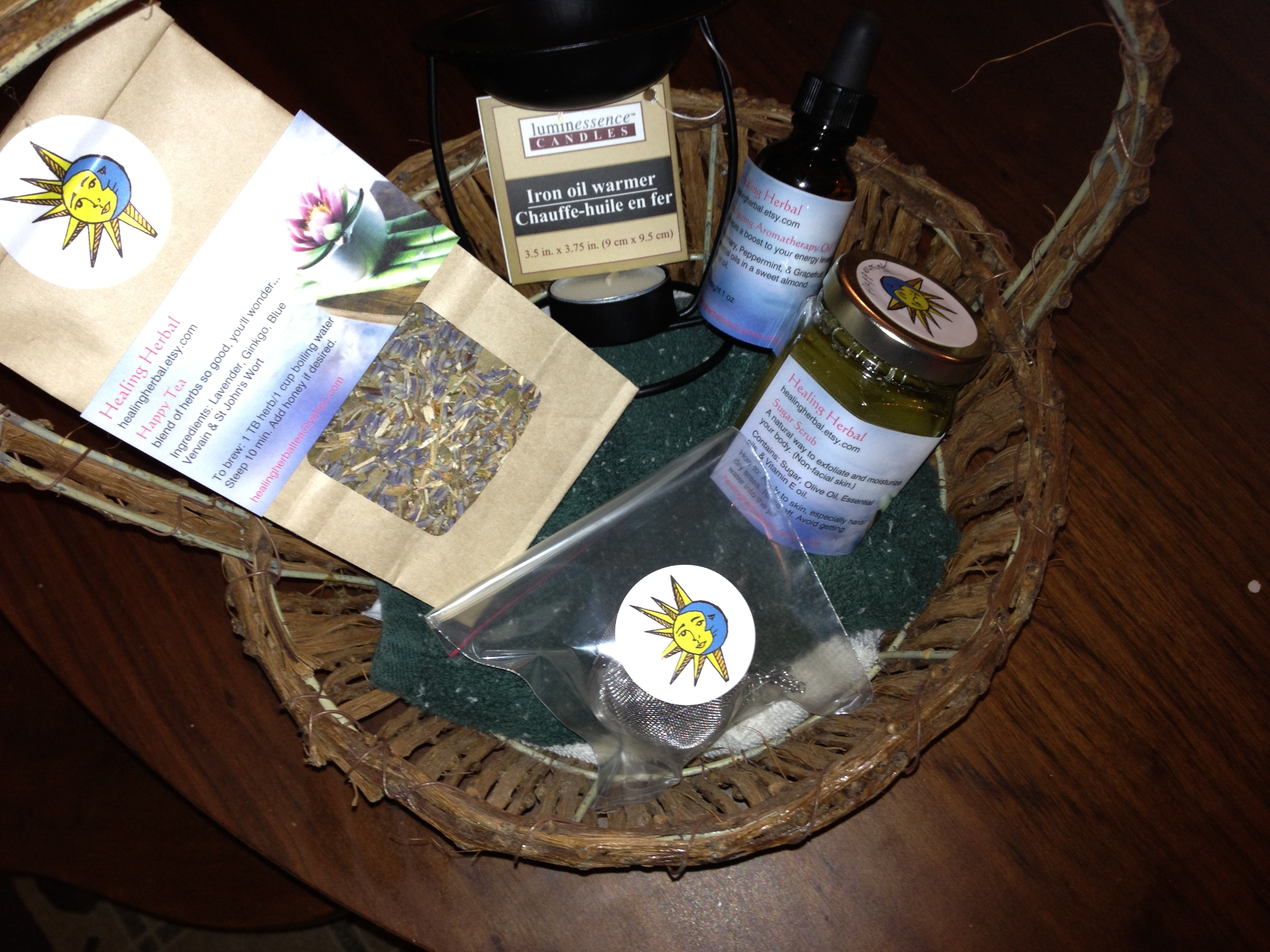 Best Gift Ever from Healing Herbal