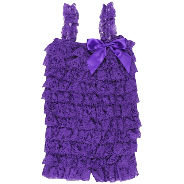 b500d576b904 Purple Lace Romper · Anchors   Wings · Online Store Powered by Storenvy