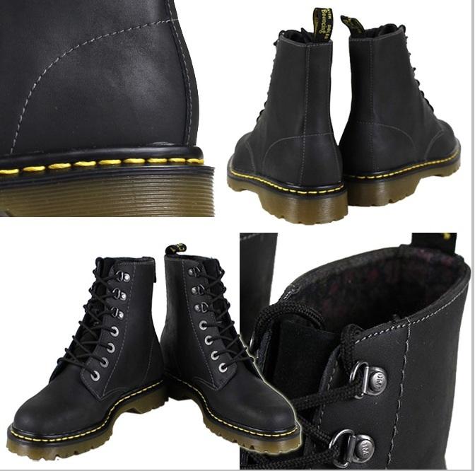 3fb188affacc3 Dr. Martens Luana Style Size US 8/EU 39/UK 6 Black