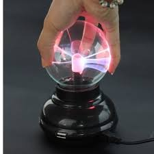 4 Port USB 2 0 HUB Plasma Ball sold by The Finicky Flea