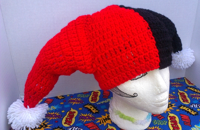Curls Hat Crochet Harley Quinn Patterns Patterns Kid