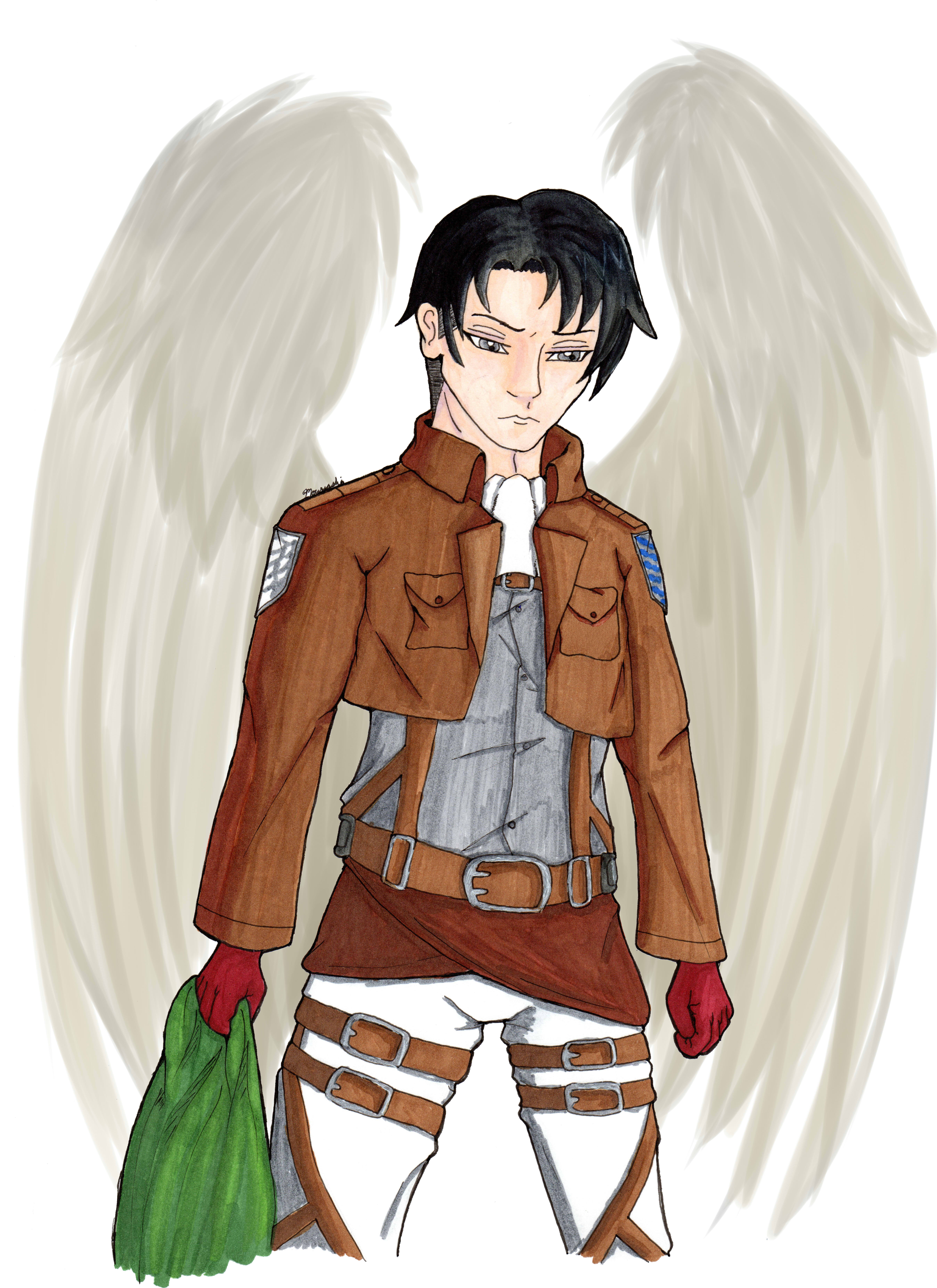 Attack On Titan Wings Of Freedom Levi On Storenvy