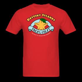 d4ee383448d Destiny Islands Paopu Fruit Mens T Shirt S-XXL on Storenvy