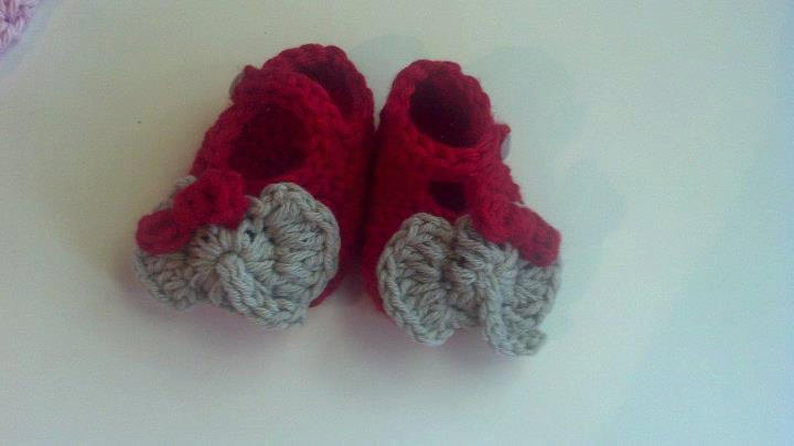 Elephant Baby Shoes Baby Girl Alabama Booties Alabama Crimson