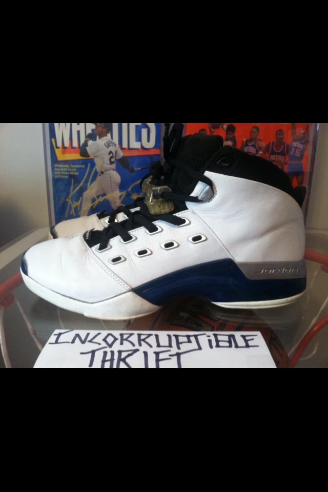 479b3ff476b0c8 Air Jordan 17s size 10 · Incorruptible Thrift Shop · Online Store ...