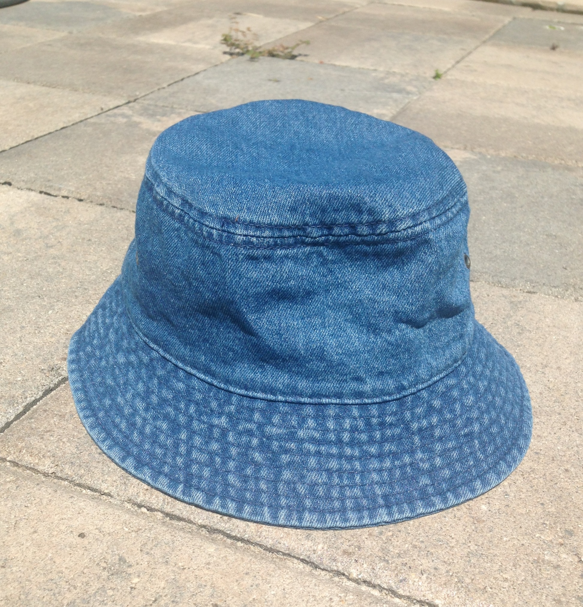 2ec6c30ab0e196 Denim Bucket Hat on Storenvy