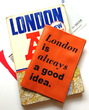 db3d42057 Mia Personalized Leather Passport Cover - London Is Always A Good Idea