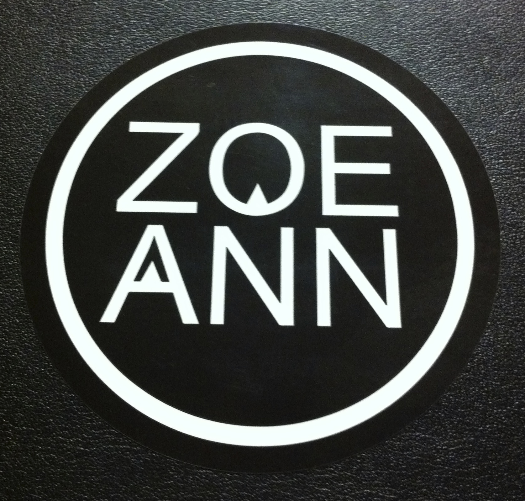 Zoes Kitchen Logo: Stickers On Storenvy