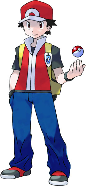 pokemon trainer red hoodie on storenvy