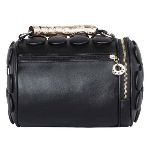2771d41bf708 Casual Party Solid Button PU Leather Shoulder Bags Cross-body Women Handbags  - Thumbnail 1 ...