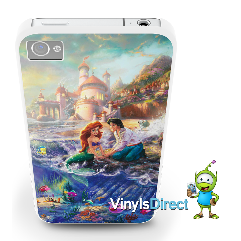 half off 23930 cd7b0 The Little Mermaid Phone Case for iPhone 4/s or 5/s