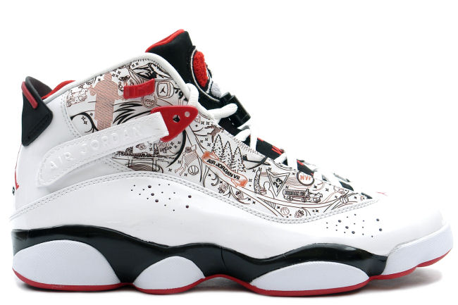 official photos cb639 89ab0 JORDAN 6 RINGS TRAILBLAZERS 322992-162 from DabombfactorY