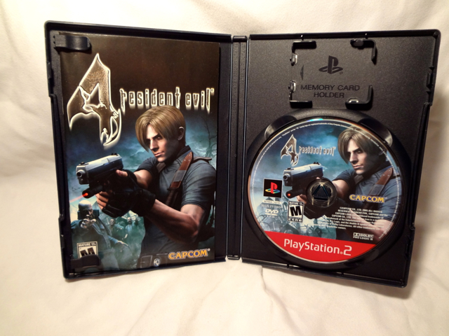 The Purple Octopus Resident Evil 4 Greatest Hits Ps2 Online