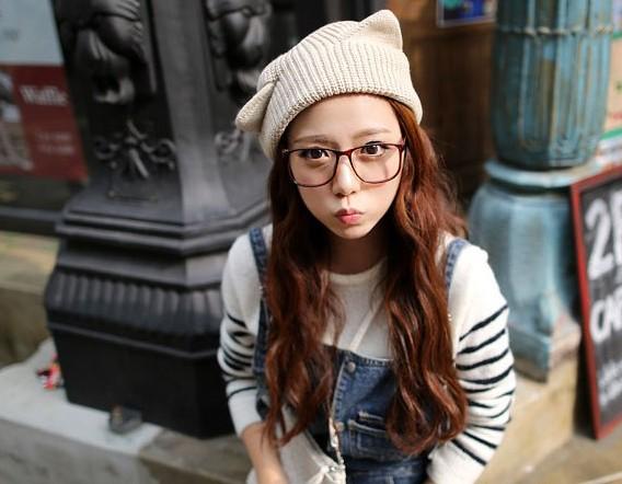 Cute Cat Ears Beanie hat-shipping only FSMZ191 · Fashion4you ... cf6e7b95d8d