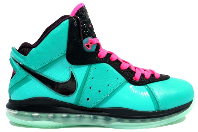 more photos 4f501 130a3 LEBRON 8 VIII SOUTHBEACH 417098-401