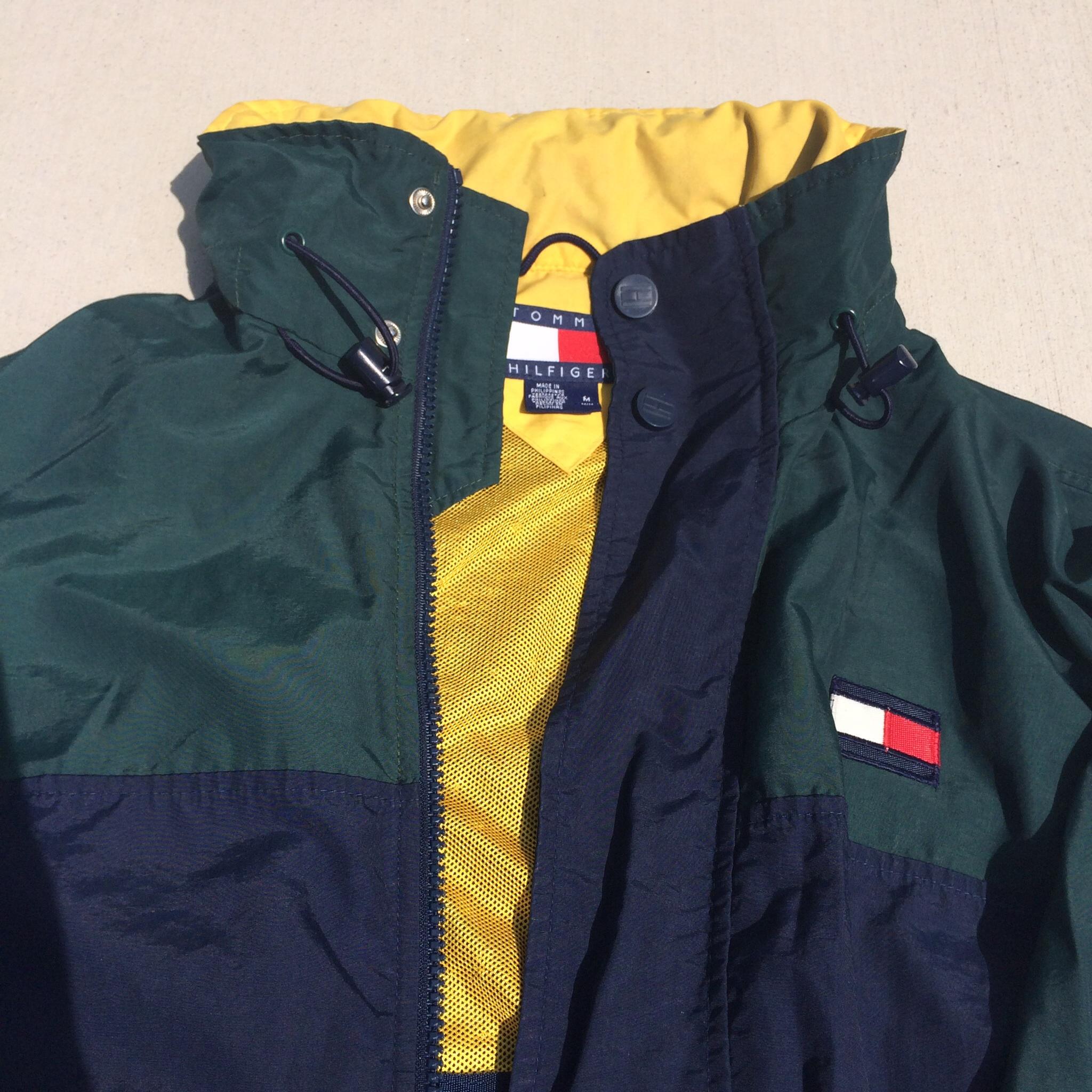 Sold Out Vintage Tommy Hilfiger Sailing Windbreaker Jacket On Storenvy
