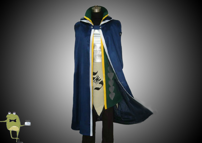 Fairy Tail Jellal Crime Sorciere Cosplay Costume Outfits ...