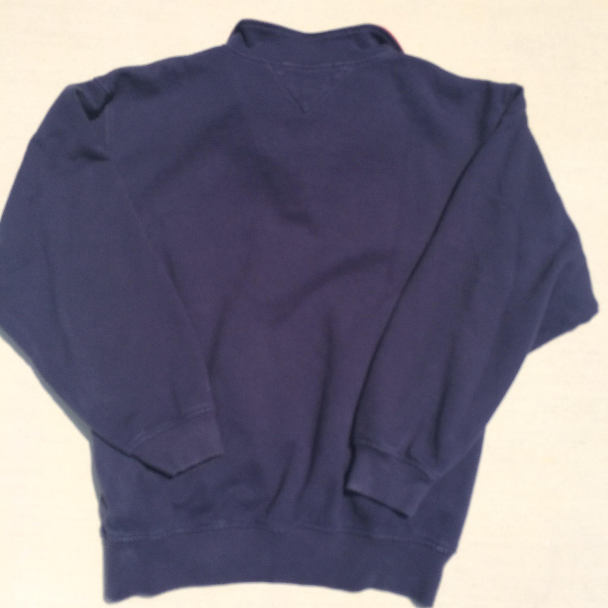 sold out vintage tommy hilfiger pullover sweatshirt. Black Bedroom Furniture Sets. Home Design Ideas