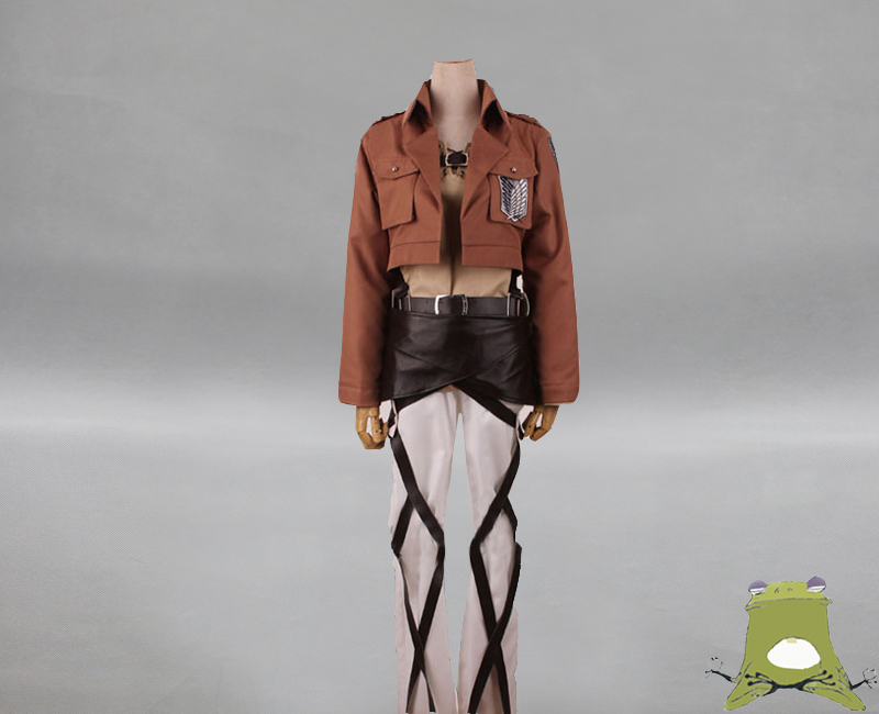 Attack on Titan Eren Jaeger costume cosplay buy on Storenvy