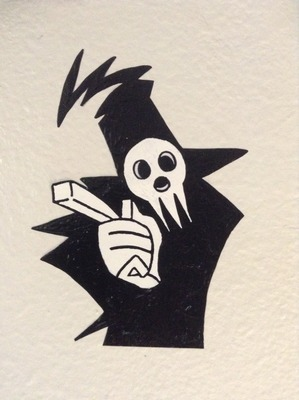 Soul Eater Lord Death Wall Deco Pikagirls Crafts Online Store