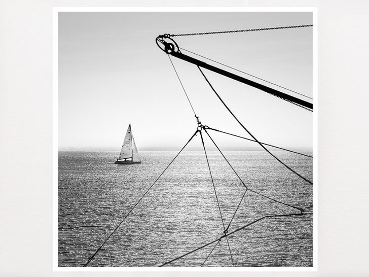 Nautical decor sailboat art sailboat photography black and white photography