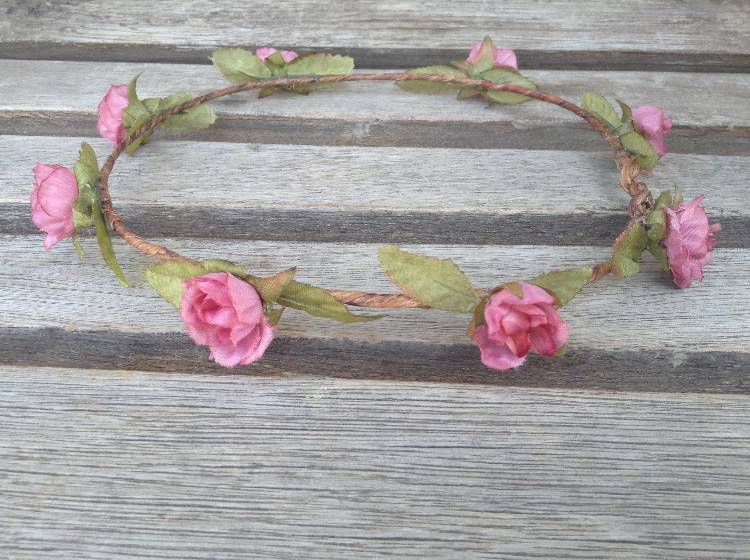 Rapunzel flower crown on storenvy image original izmirmasajfo