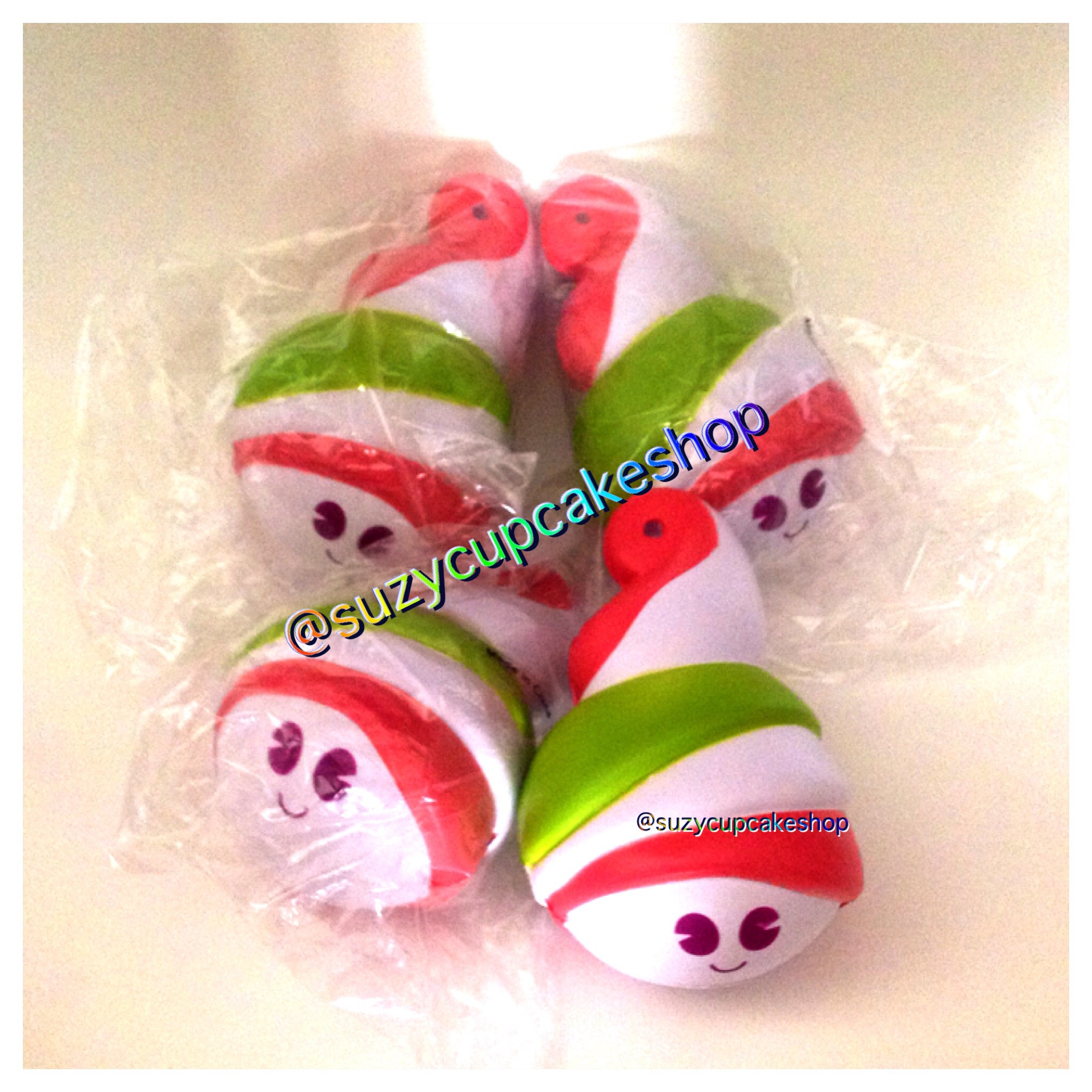 Super rare and limited menchies mascot squishy on Storenvy