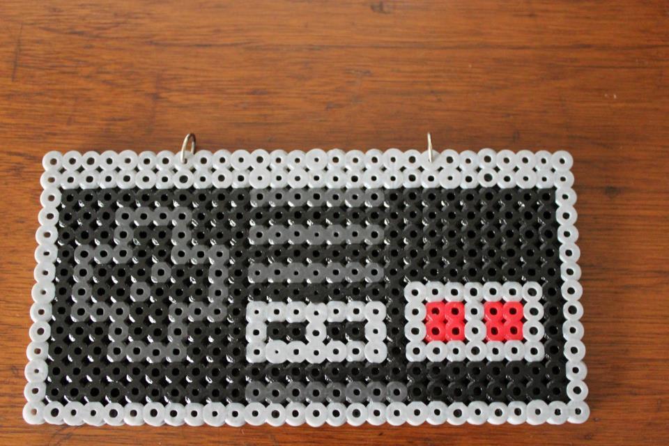 NES Controller Art