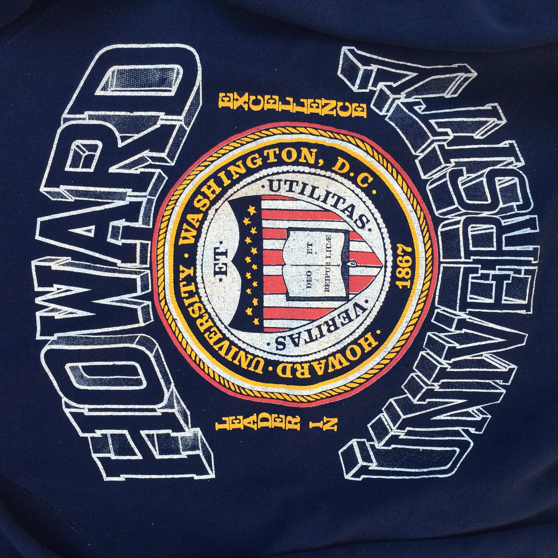 Sold Out Vintage Howard University Sweatshirt On Storenvy