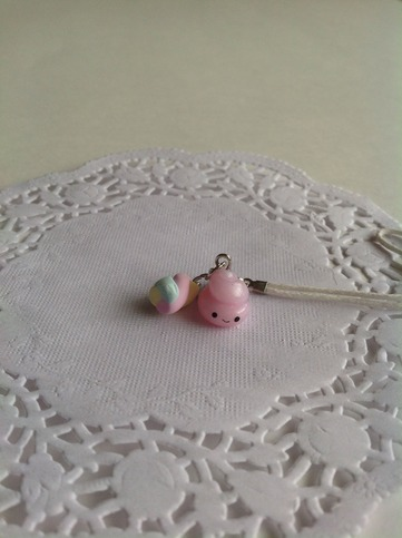 Unicorn Poop Cell Phone Strap On Storenvy