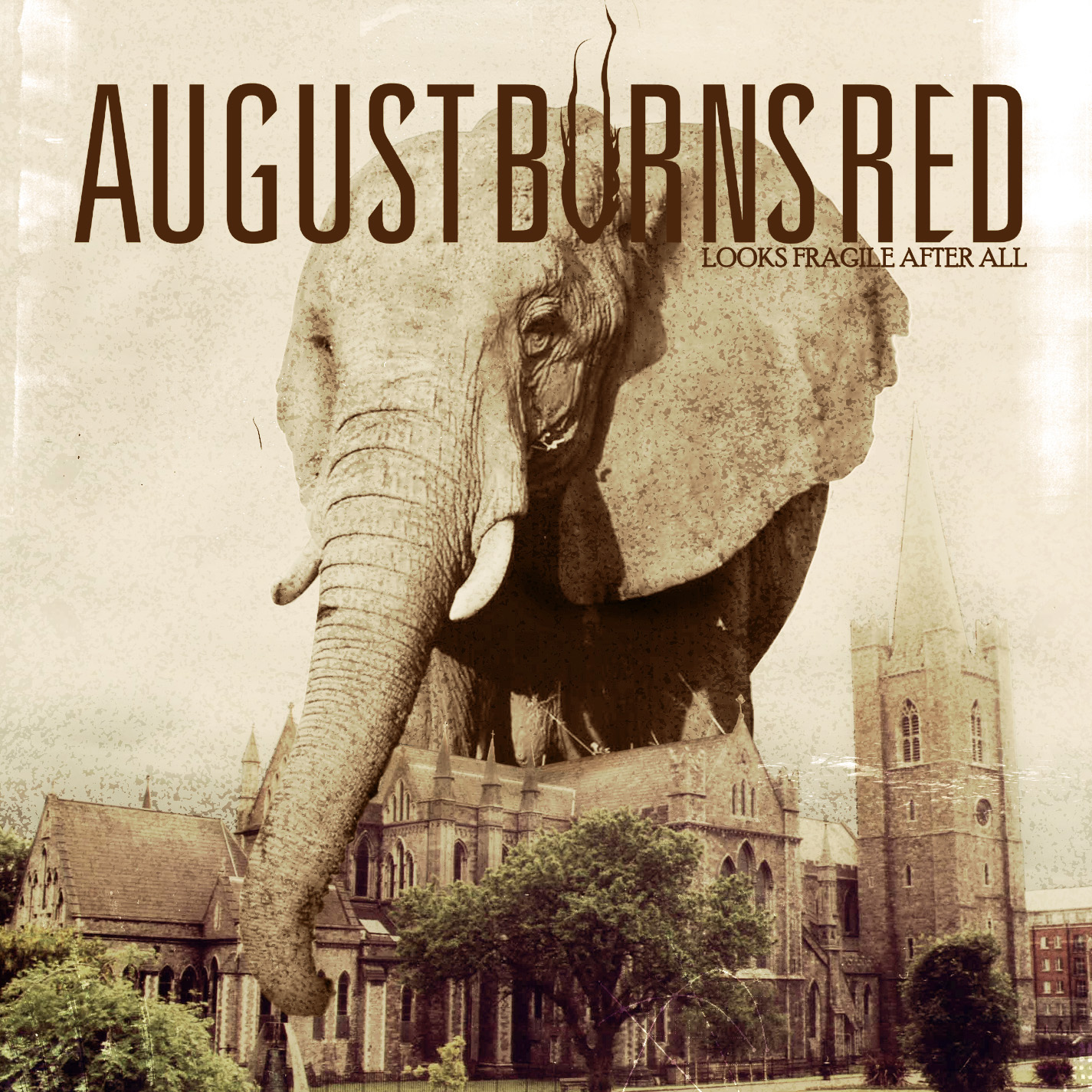 August Burns Red Looks Fragile After All Cd Dvd 183 Ci